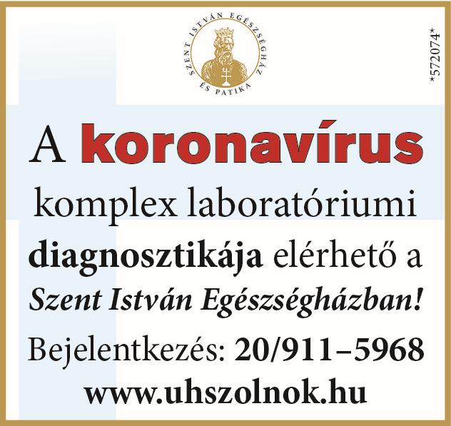 koronavírus szűrés