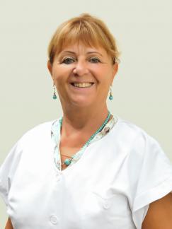 dr. Dalmadi Éva foglalkozás-egészségügyi szakorvos