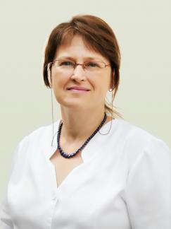 dr. Dér Aliz radiológus főorvos