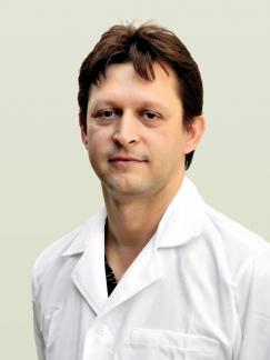 dr. Pintye Imre radiológus főorvos