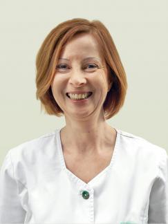 dr. Soltész-Nagy Marianna radiológus főorvos