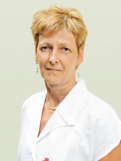 dr. Társi Tünde kardiológus főorvos