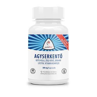 Agyserkentő vitamin komplex