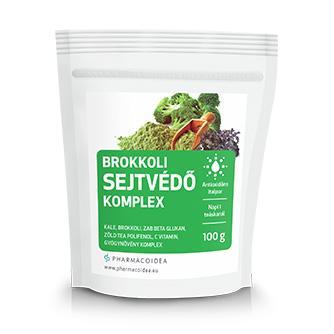 Brokkoli sejtvédő komplex étrend-kiegészítő