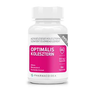 Optimális koleszterin kapszula