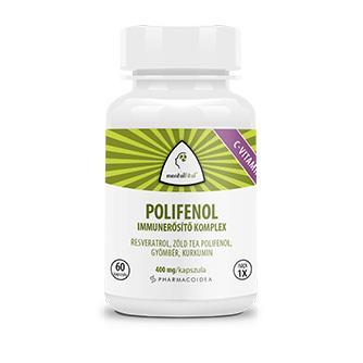 Polifenol immunerősítő komplex kapszula