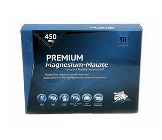 Prémium Magnézium-malát