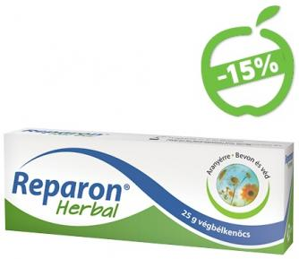 Reparon® Herbal végbélkenőcs