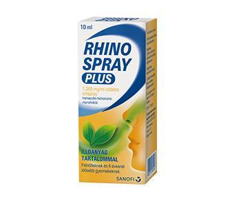 Rhinospray plus orrspray