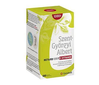 Szent-Györgyi Albert C-vitamin
